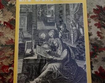 Le Puy en Velay 1987 number 29 magazine lace vintage bobbin lace
