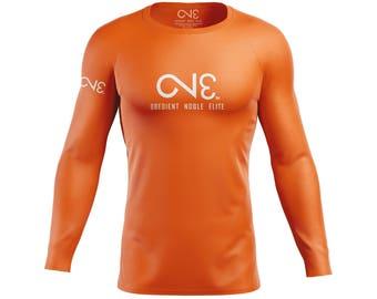O.N.E. Orange Longsleeve