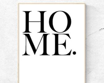 On Sale Home. Wall Art - Digital Print, Instant Download - Home Decor, Wall Art, Print.