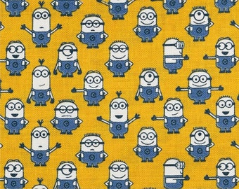 MINION coupon child quilt by Quilting treasures