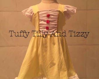 Belle Inspired Dress