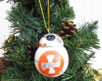 Star Wars Tree Topper Etsy - Star Wars Christmas Tree Ornaments