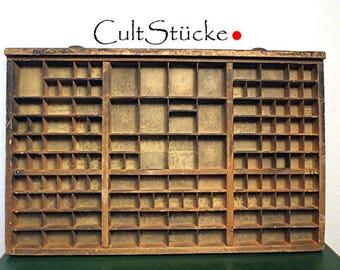 Vintage wash of letterpress wood XXL (11)