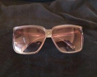 Vintage Large Polaroid Lookers Sunglasses - 1970