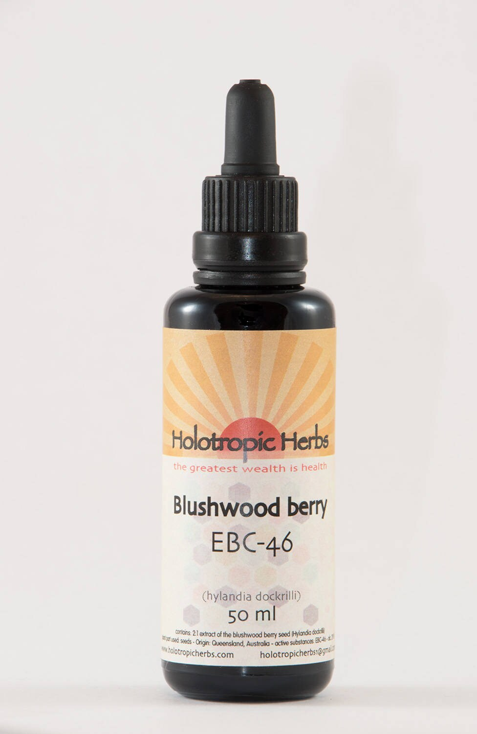 Blushwood berry tincture 50 ml Hylandia dockrilli All