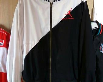 Vintage Nike Air Jordan bomber jacket!!