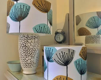 Upcycled Lampshades, Lamp Shade, Light Shades, Handpainted, Handmade, Various designs, Any Design, Custom Design