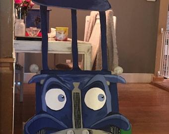 Little blue truck party kit
