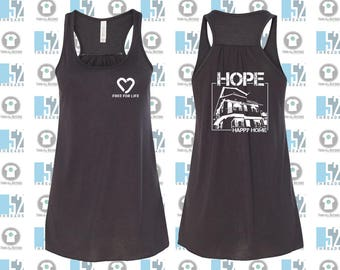 Free for Life International Women's Tank