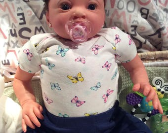 Reborn Baby Available for sale: MacKenzie Hope from LuLu kit **Payment Plan available