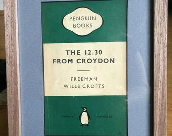 Vintage Penguin Book Picture - Crime