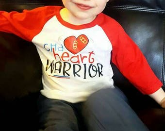 CHD Heart Warrior