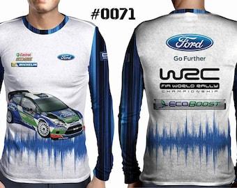 New ultramodern 3D  High Quality  Ford  Long sleeve Men's T-shirt