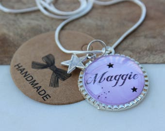 Personalized name necklaces for girls/Personalized name necklaces for women/Custom name necklaces for girls/Custom name necklaces for women