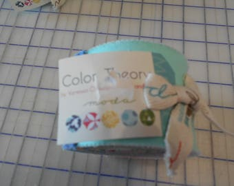 Color Theory Jr JR by Vanessa Christenson and Co.  for Moda Pattern 10830JJR ~Free Shipping