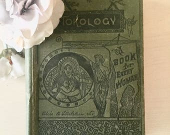 Tokology Book for Every Woman -Vintage- 1899