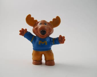 Montgomery Moose Get Along Gang PVC figure 1984