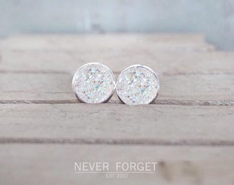 "Studs ""Flake""-10 mm/pair"