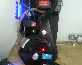 Ghostbusters 2 style Proton Pack with lights and sounds