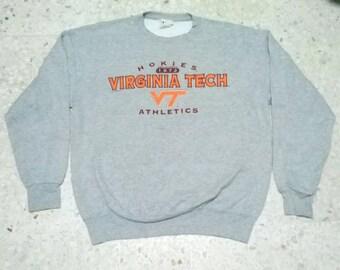 Virginia Tech Sweatshirt Lee