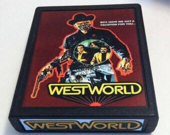 WestWorld - Atari 2600/7800 Video Game Cartridge