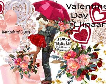 Valentine's Day Clipart Valentines Clipart valentine's day clipart Valentines clipart Love clipart hearts clipart romantic clipart png