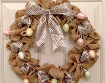 Easter Wreath / Indoor Wreath / Outdoor Wreath / Front Door Decor / Spring Wreath