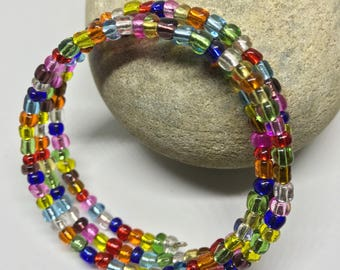 Child multi wrap bracelets/bangles