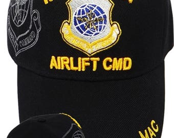 Military Airlift Command cap