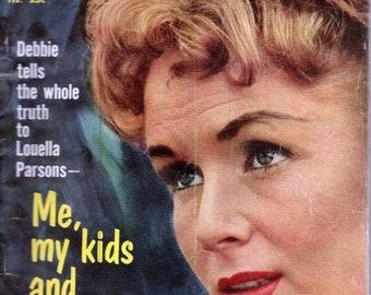 Modern Screen Magazine February 1960 Reynolds Flynn, Weld, Craddock, Crosby