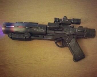 Death Trooper Custom Nerf blaster
