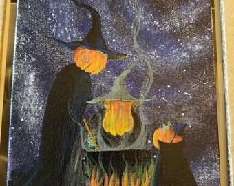Pumpkin Hecate