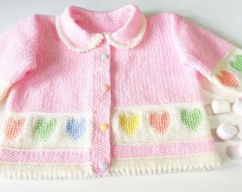 Romantic  vintage Peter pan collar baby girl jacket,baby cardigan sweater