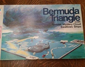 Bermuda Triangle by Milton Bradley 1975