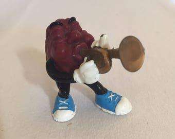 1988 Califonia Raisin PVC Figure