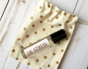 Calming / Stress Relief Essential Oil Rollerball