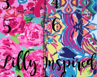 Lilly Inspired Can Coolie