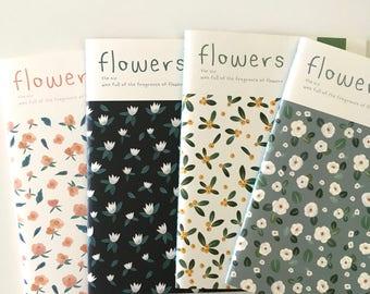 "Quaderno ""Flower"""