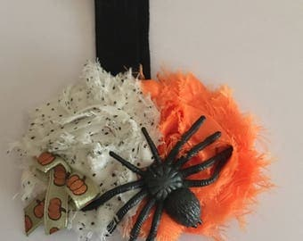 Spider halloween headband