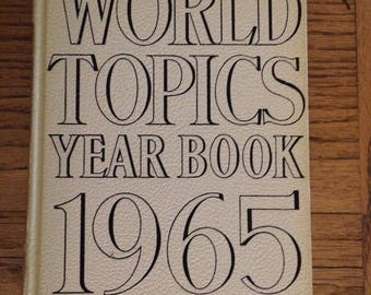 Yearbook 1965 World Topics