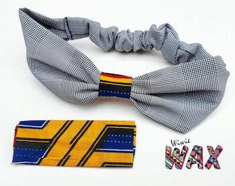 Prince of Wales wax headband