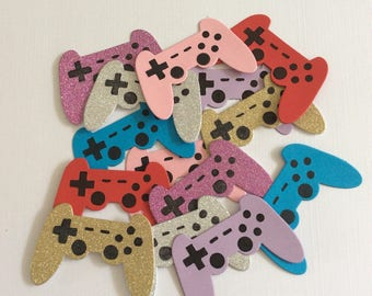 Card PlayStation controller embellishments pack of 14