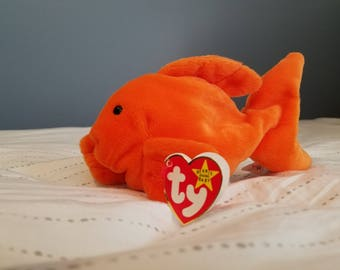 1993 Ty Goldie Beanie Baby (NEW, GREAT CONDITION)