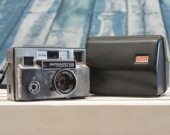Vintage Kodak Instamatic X-90 film camera