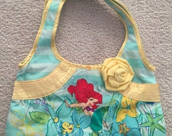 Disney the little mermaid purse