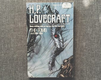 The Tomb by H. P. Lovecraft