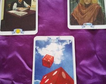 Life CHOICE pros and cons Tarot reading