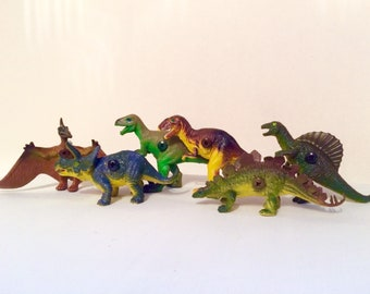 Dinosaur furniture knobs / drawer pulls
