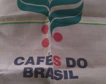 Brazil Coffee Bean Bag Recycled