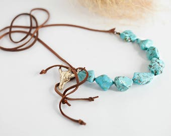 The Pecos necklace